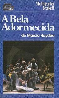 A Bela Adormecida de Marcia Haydée - Poster / Capa / Cartaz - Oficial 1