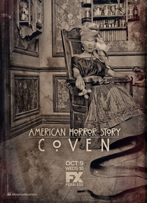 American Horror Story: Coven (3ª Temporada) - Poster / Capa / Cartaz - Oficial 5