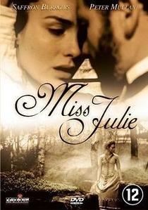 Desejos Proibidos de Miss Julie - Poster / Capa / Cartaz - Oficial 3