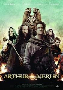 Arthur e Merlin - Poster / Capa / Cartaz - Oficial 2