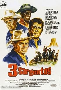 Os Três Sargentos - Poster / Capa / Cartaz - Oficial 3