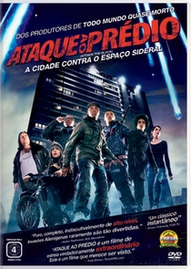 Ataque ao Prédio - Poster / Capa / Cartaz - Oficial 1