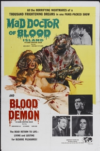 Mad Doctor of Blood Island - Poster / Capa / Cartaz - Oficial 3