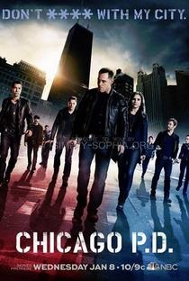 Chicago P.D. Distrito 21 (1ª Temporada) - Poster / Capa / Cartaz - Oficial 1