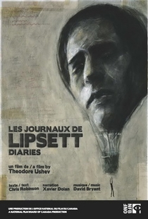 Os Diários de Lipsett - Poster / Capa / Cartaz - Oficial 1