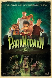 ParaNorman - Poster / Capa / Cartaz - Oficial 2