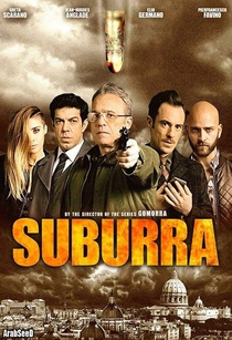 Suburra - Poster / Capa / Cartaz - Oficial 2
