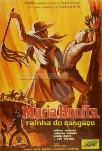Maria Bonita, Rainha do Cangaço - Poster / Capa / Cartaz - Oficial 1