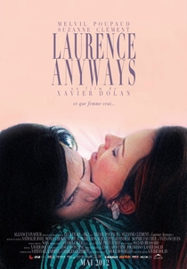 Laurence Anyways - Poster / Capa / Cartaz - Oficial 1