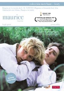 Maurice - Poster / Capa / Cartaz - Oficial 3