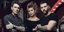 Tattoo Fixers - Poster / Capa / Cartaz - Oficial 1