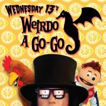 Wednesday 13's Weirdo A Go-Go - Poster / Capa / Cartaz - Oficial 1