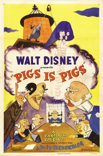 Pigs Is Pigs - Poster / Capa / Cartaz - Oficial 1
