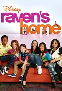 A Casa da Raven (1ª Temporada) - Poster / Capa / Cartaz - Oficial 2