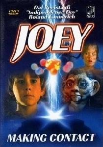 Joey - Fazendo Contato - Poster / Capa / Cartaz - Oficial 4