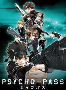 Psycho-Pass (1ª Temporada) - Poster / Capa / Cartaz - Oficial 1