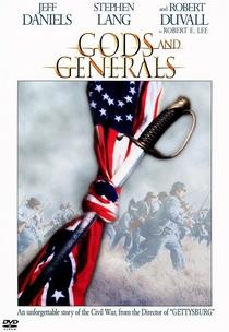 Deuses e Generais - Poster / Capa / Cartaz - Oficial 1