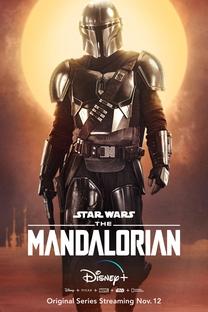 O Mandaloriano: Star Wars (1ª Temporada) - Poster / Capa / Cartaz - Oficial 3
