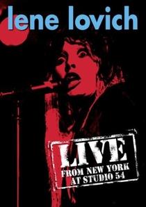 Lene Lovich: Live From New York At Studio 54 - Poster / Capa / Cartaz - Oficial 1