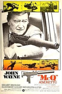 McQ - Um detetive acima da lei - Poster / Capa / Cartaz - Oficial 4