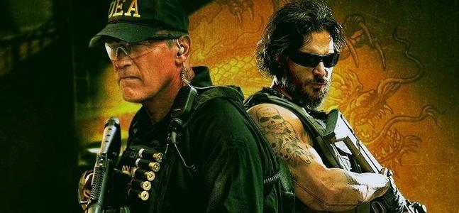 Trailer final legendado de  SABOTAGE, com Arnold Schwarzenegger e Josh Holloway
