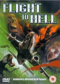 Flight to Hell - Poster / Capa / Cartaz - Oficial 1