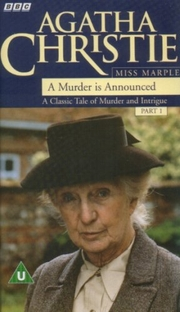 Miss Marple - Convite para um Homicídio - Poster / Capa / Cartaz - Oficial 1