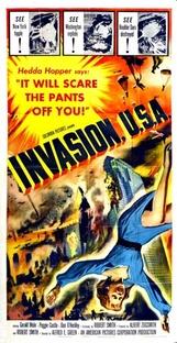 Invasion U.S.A. - Poster / Capa / Cartaz - Oficial 4