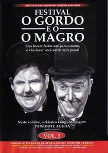 Festival O Gordo e o Magro Vol 3 - Paixonite Aguda - Poster / Capa / Cartaz - Oficial 1
