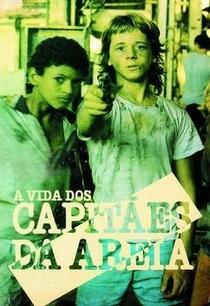 A vida dos Capitães da Areia - Poster / Capa / Cartaz - Oficial 1