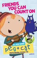 Peg + Gato (1ª Temporada) (Peg + Cat (Season 1))