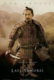 O Último Samurai - Poster / Capa / Cartaz - Oficial 8