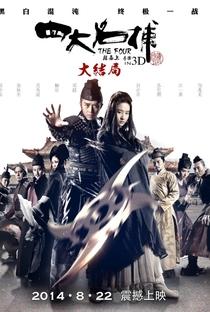 Os Quatro 3: A Batalha Final - Poster / Capa / Cartaz - Oficial 1