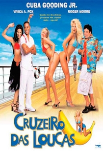 Cruzeiro das Loucas - Poster / Capa / Cartaz - Oficial 3