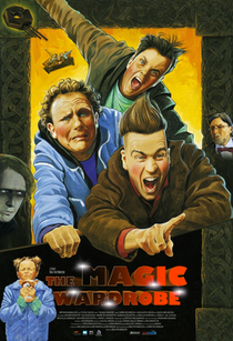 The Magic Wardrobe - Poster / Capa / Cartaz - Oficial 2