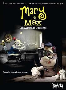 Mary e Max: Uma Amizade Diferente - Poster / Capa / Cartaz - Oficial 9