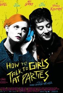 Como Falar com Garotas em Festas - Poster / Capa / Cartaz - Oficial 4