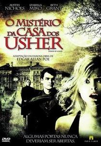O Mistério da Casa dos Usher - Poster / Capa / Cartaz - Oficial 1