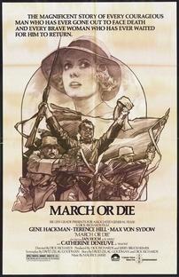 Marche ou Morra - Poster / Capa / Cartaz - Oficial 8