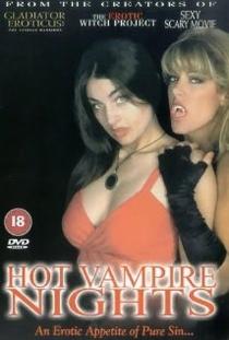 Hot Vampire Nights - Poster / Capa / Cartaz - Oficial 1