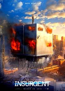 A Série Divergente: Insurgente - Poster / Capa / Cartaz - Oficial 6