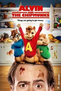 Alvin e os Esquilos - Poster / Capa / Cartaz - Oficial 3
