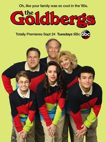 The Goldbergs (1ª Temporada) - Poster / Capa / Cartaz - Oficial 1