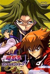 Yu-Gi-Oh! GX (3º Temporada - Duelos de Sobrevivência) - Poster / Capa / Cartaz - Oficial 1