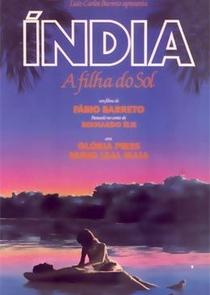 Índia, a Filha do Sol - Poster / Capa / Cartaz - Oficial 1