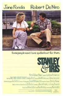 Stanley & Iris - Poster / Capa / Cartaz - Oficial 1