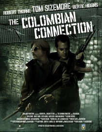 The Colombian Connection - Poster / Capa / Cartaz - Oficial 2
