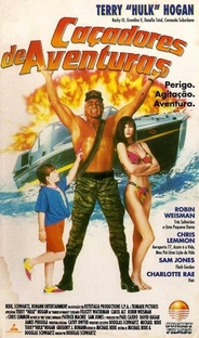 Caçadores de Aventura - Poster / Capa / Cartaz - Oficial 2