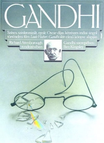 Gandhi - Poster / Capa / Cartaz - Oficial 4