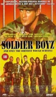Soldier Boyz - Poster / Capa / Cartaz - Oficial 2